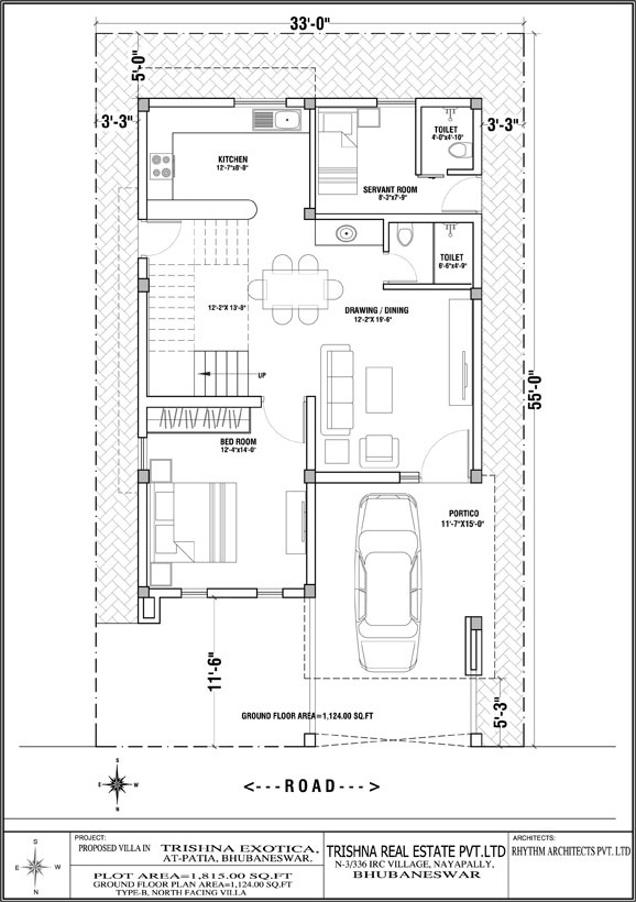 North Facing Duplex House Plans India Picture